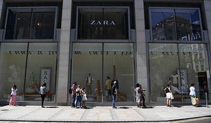 Wyprzedaż w Zara zacznie się w tym tygodniu