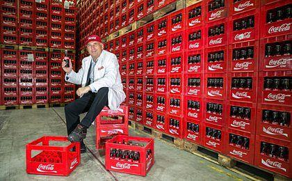 """Każda coca-cola będzie """"light""""? Pomysły nowego prezesa koncernu"""