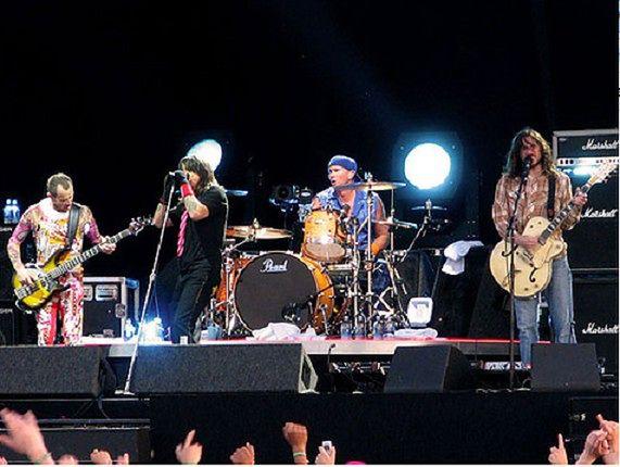 Już w piątek Red Hot Chili Peppers zagrają na Bemowie!