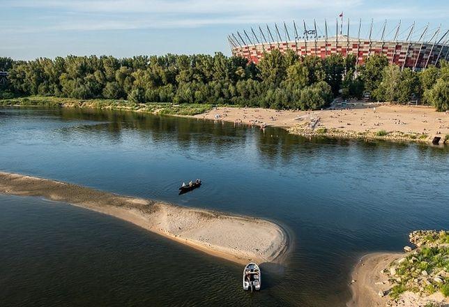 Pogoda. Warszawa. Czwartek 20 sierpnia. Zobaczymy więcej słońca