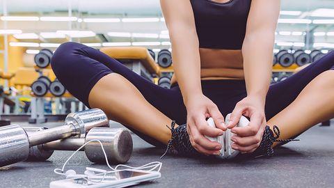 Ćwicz z głową: użyj MSN Zdrowie i fitness do planowania treningu i diety