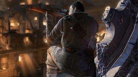 Sniper Elite V2 do jutra do pobrania za darmo ze Steam