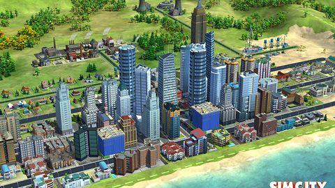 Własne miasto zbudujemy też na smartfonach i tabletach