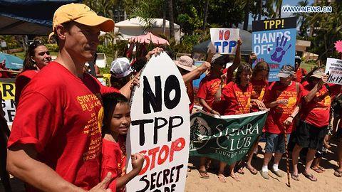 Trans-Pacific Partnership ujawniony przez Wikileaks, jest gorzej niż sięobawiano