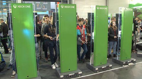 [PGA] Xbox One przyciąga Larą Croft, ale konkurs mamy wiedźmiński!
