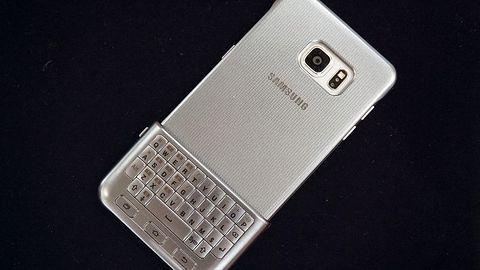 Najnowsze smartfony Samsunga zyskały fizyczną klawiaturę