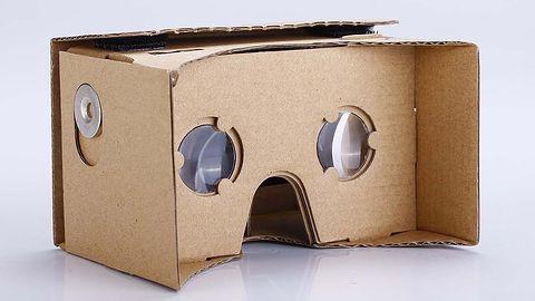 """Google prezentuje Aparat Cardboard oraz """"zdjęcia VR"""" pozostawiając niedosyt"""