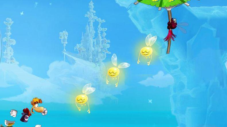 Rayman Fiesta Run na Androida dostanie nowy tryb i postacie