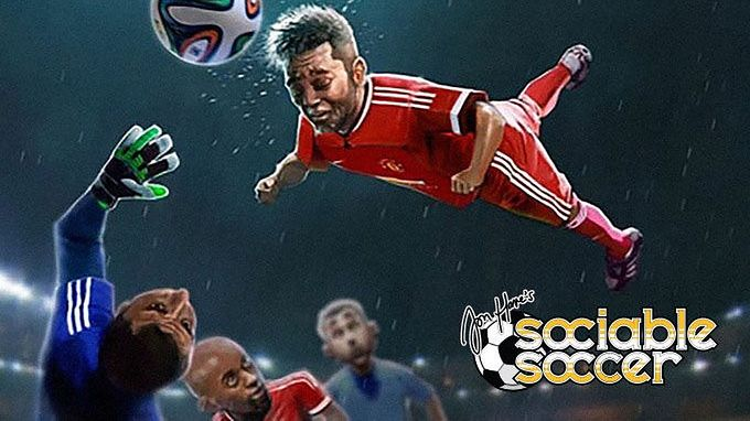 Twórca Sensible Soccer zbiera na Sociable Soccer, duchowego spadkobiercę klasyka