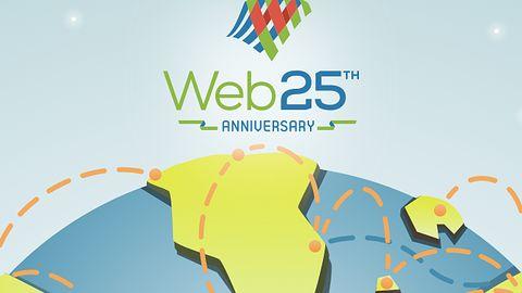 WWW świętuje ćwierćwiecze, każdy może złożyć Sieci życzenia… w Sieci