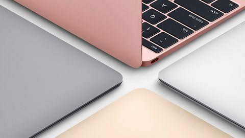 Nowe MacBooki: 8 GB RAM-u dla wszystkich i różowe wykończenie