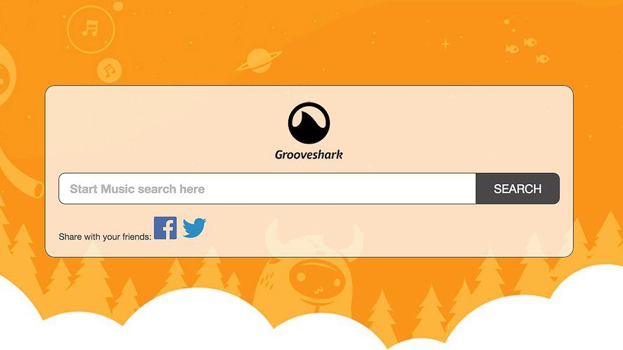 Grooveshark został odtworzony łącznie z biblioteką utworów