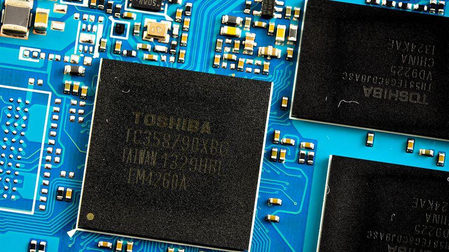 Toshiba: już za trzy lata zobaczymy SSD o pojemności aż 128 TB