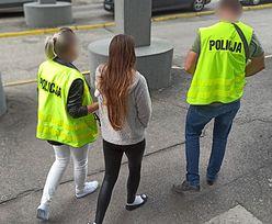 Zajęli się nią komandosi. Przestępcza para kochanków aresztowana na Śląsku