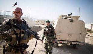 Incydent w bazie Camp Shaheen. 4 żołnierzy nie żyje