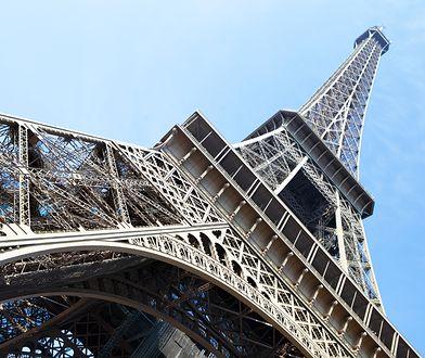 Wieża Eiffla to najbardziej znany obiekt architektoniczny Paryża