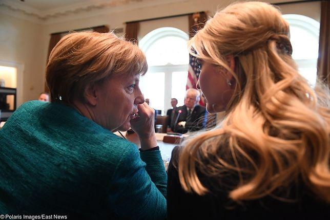 """Ivanka Trump w Berlinie. """"Obserwujemy upadek standardów"""""""