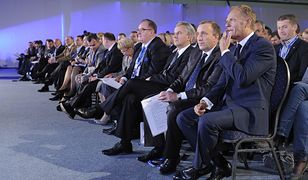 Saryusz-Wolski: Tusk powinien zniknąć z polskiej polityki