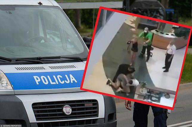 Warszawa. Bójka w galerii w Warszawie. Napastnik użył noża
