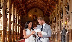 Meghan i Harry ujawnili imię syna. Internauci komentują ich wybór