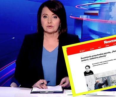 """""""Wiadomości"""" dokonały manipulacji? Zarzuty dziennikarki wobec programu TVP"""