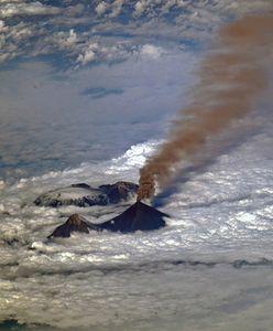 Niesamowite zjawisko. Wybuchł najwyższy rosyjski wulkan Kluczewska Sopka