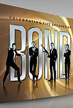 James Bond: 50 lat serii w dwuminutowym zwiastunie [wideo]
