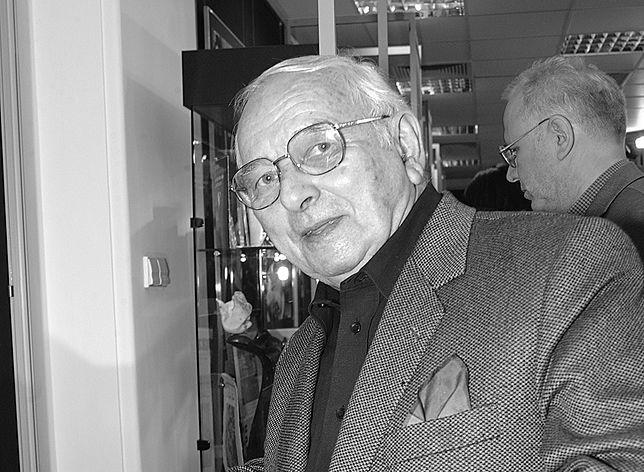 """Jerzy """"Duduś"""" Matuszkiewicz miał 93 lata"""