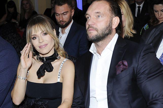 Doda i Emil Stępień wzięli ślub w 2018 r.