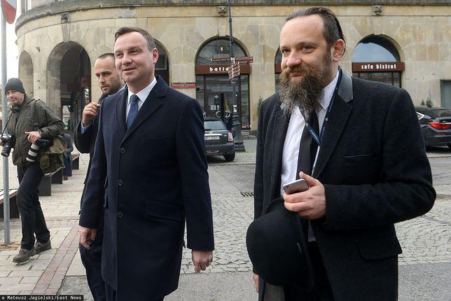 Marcin Kędryna to od lat bliski współpracownik prezydenta Andrzeja Dudy