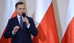 Andrzej Duda ogłosił projekt 15 pytań do referendum konstytucyjnego. Znajduję się w nich wszystko - od kwestii ustrojowych po program 500+