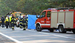 Płonący samochód zauważono przed godz. 3 w okolicach Miastka (zdj. ilustracyjne)