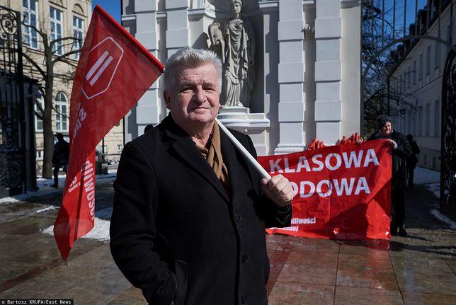 Piotr Ikonowicz może zostać zgłoszony przez Lewicę na urząd Rzecznika Praw Obywatelskich