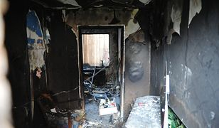 W pożarze zginęło pięć 15-latek