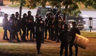 Białoruś. Kolejny dzień protestów