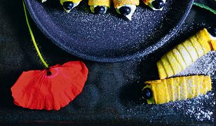 Rurki z kremem w wersji wegańskiej. Pyszny pomysł na deser