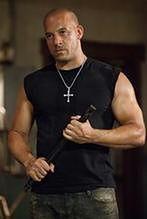 Vin Diesel zestresowany Kojakiem