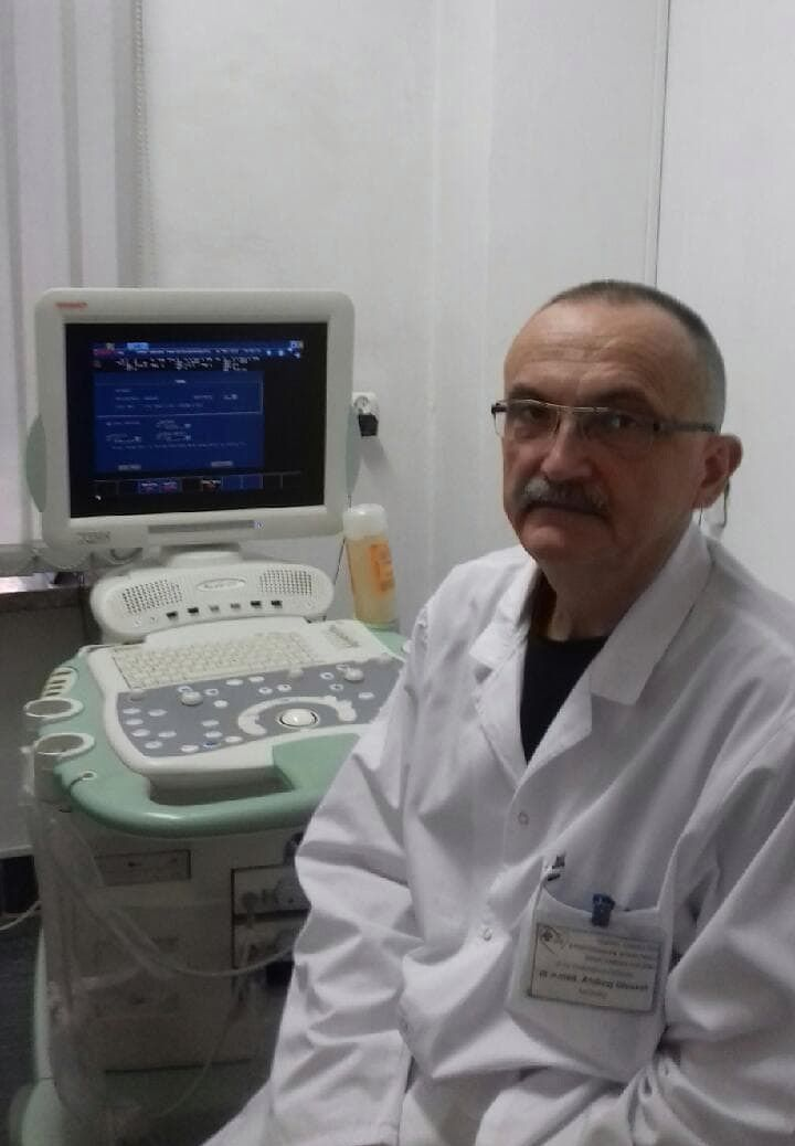 dr n.med. Andrzej Głuszak