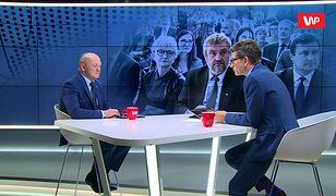 """""""Skandal!"""". Marek Sawicki o nagraniu z Janem Ardanowskim"""