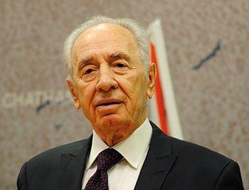 Szimon Peres często wspominał o polskich korzeniach