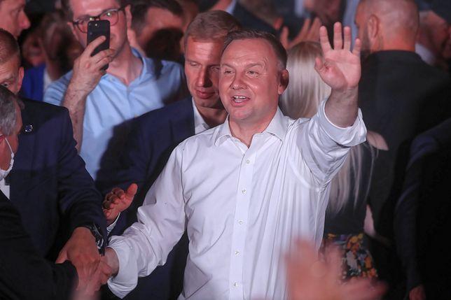 Wyniki wyborów prezydenckich 2020. PKW podaje cząstkowe dane. Andrzej Duda zyskuje