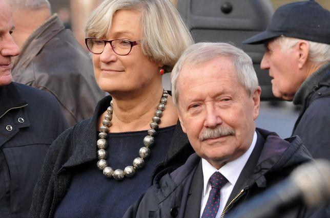 Wnuczka Józefa Piłsudskiego nie pojawiła się na Zgromadzeniu Narodowym