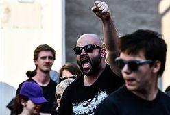 Ostritz: miasto oblężone. Setki policjantów i neonaziści. Byliśmy tam z kamerą