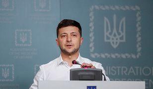 Prezydent Ukrainy Wołodymyr Zełenski przyjął zaproszenie Andrzeja Dudy na rocznicę obchodów II wojny światowej
