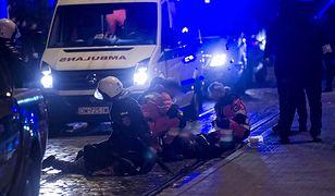 Poszkodowani po zamieszkach w trakcie marszu narodowców we Wrocławiu