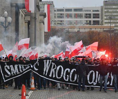 Marsz Niepodległości bez propagowania totalitaryzmu - twierdzą śledczy. RPO odwołuje się do sądu