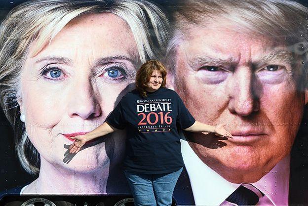 Sondaże dają równe szanse kandydatom na prezydenta USA