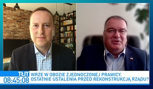 Jacek Kurski znów na czele TVP. Andrzej Dera pytany o gratulacje od prezydenta