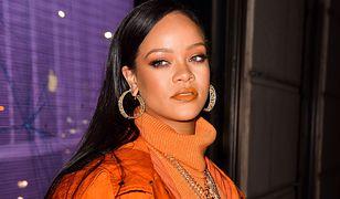 Rihanna wspiera walkę z koronawirusem. Jej ojciec był zakażony