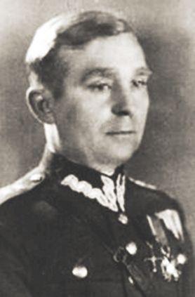 Maksymilian Ciężki - kierownik referatu BS4 Biura Szyfrów
